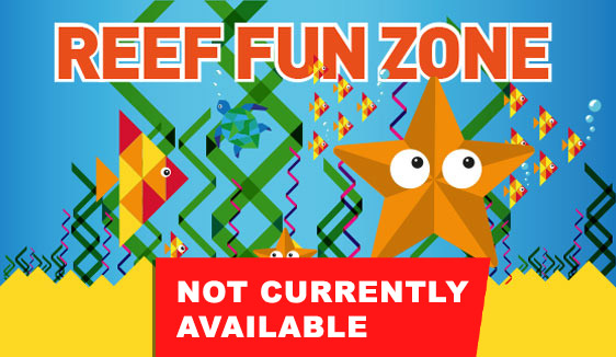 Reef Fun Zone Parties