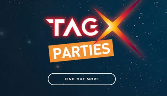 TAG X Parties Info